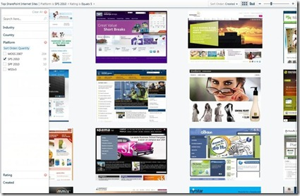 Top_SharePoint_Internet_Sites